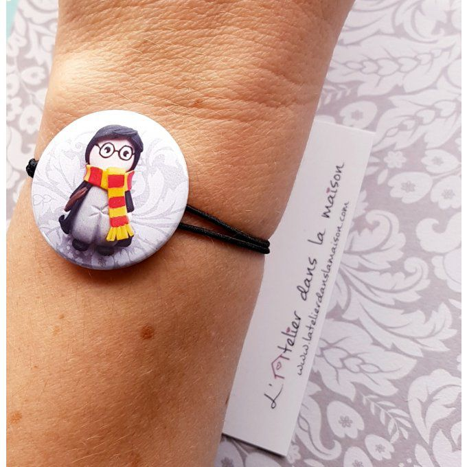 bracelet enfant inspiration harry potter