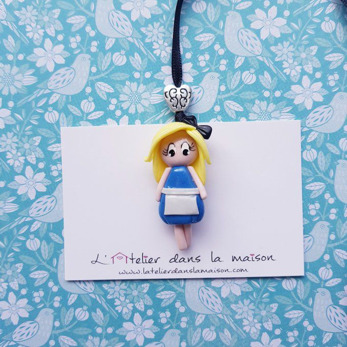 Collier inspiration Alice